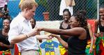Ξεφάντωσε στην Τζαμάικα ο πρίγκιπας Χάρι