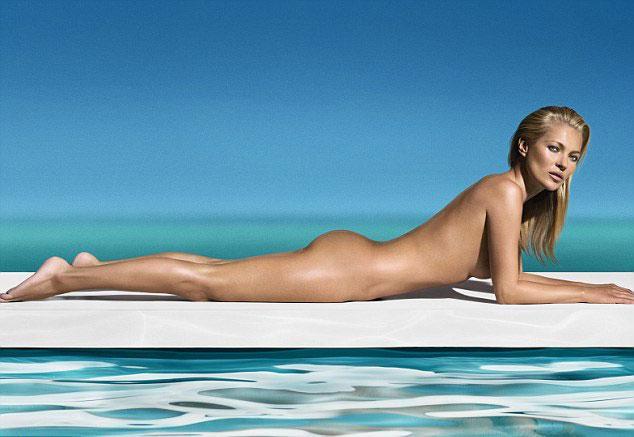 Κέιτ Μος: Σέξι φωτογράφηση για το Playboy στα 40