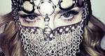 Η Μαντόνα με S&M αλυσίδες στο πρόσωπο