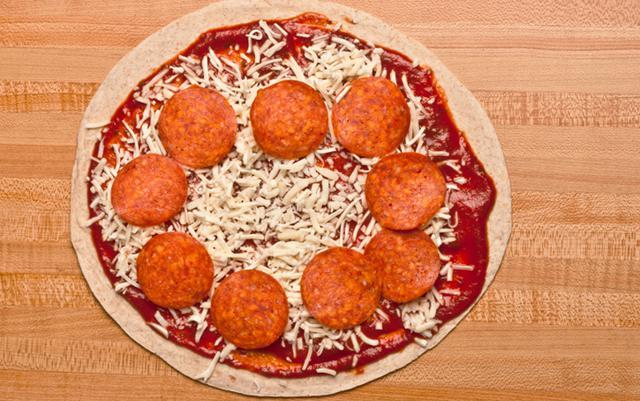 Πίτσα χωρίς ψήσιμο γίνεται;