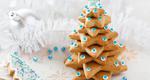 Πώς θα φτιάξεις μπισκοτένιο χριστουγεννιάτικο δεντράκι (vds)