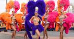 Χορεύτρια στο Βέγκας η Μαρία Μενούνος