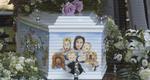Πλήθος διασημοτήτων στην κηδεία της Πίτσεζ Γκέλντοφ