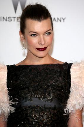 Η εκθαμβωτική ηθοποιός στην εκδήλωση  Ο κινηματογράφος ενάντια στο AIDS  στην γαλλική Αντίμπ τον περασμένο Μάϊο.