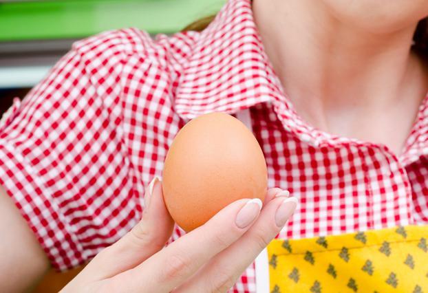 Πώς θα καταλάβεις αν το αυγό είναι φρέσκο; Το κόλπο