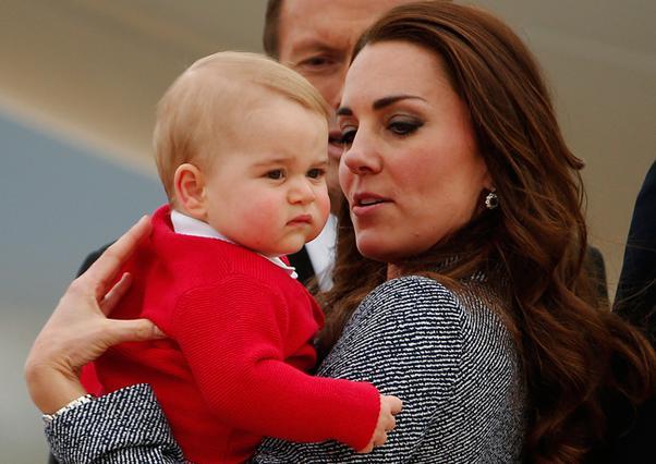 Τα σχέδια της Κέιτ για το δεύτερο πριγκιπόπουλο