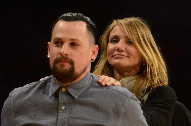 Ο σύζυγος της Ντίαζ την έκανε τατουάζ -πού βρήκε χώρο;
