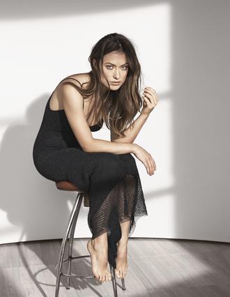 Η Olivia Wilde παρουσιάζει την Conscious Exclusive στα H&M