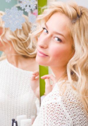 Η καθημερινή σου σχέση σου με τον καθρέφτη πρέπει να είναι πολύ στενή αν θέλεις να μοιάσεις στα μοντέλα!