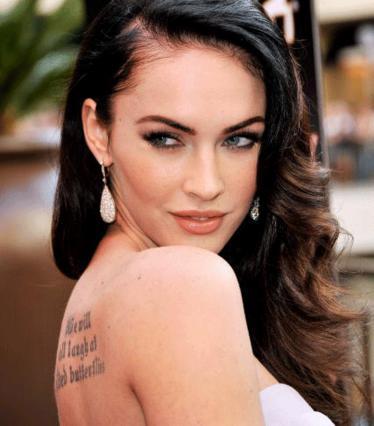Μεγαλώνει επικίνδυνα ο αριθμός των τατουάζ που κοσμούν το σώμα της Μέγκαν