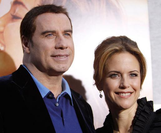 Αγόρι περιμένουν τελικά, ο Τζον Τραβόλτα και η Κέλι Πρέστον