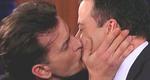 Το γκέι φιλί του Τσάρλι Σιν