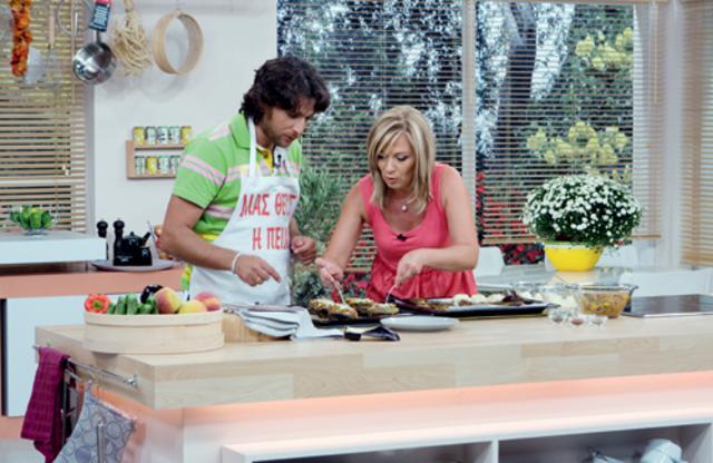 Ντίνα Νικολάου - Θανάσης Πάτρας: Τι μαγειρεύουν για τη σοουμπίζ