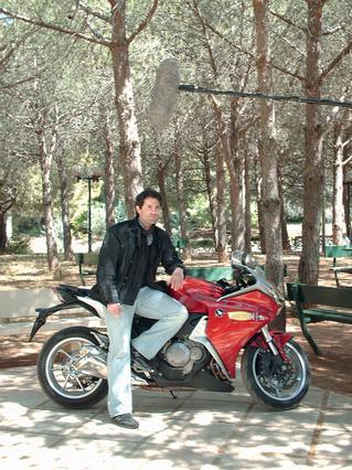 Όθωνας Μεταξάς:  Είμαι μαθητής στον έρωτα