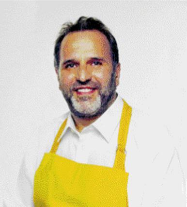 Ο Βαγγέλης Δρίσκας προτείνει 10 βιβλία  μαγειρικής