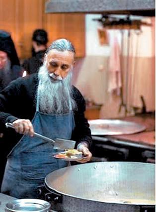 Ξεχωριστές νηστίσιμες συνταγές από μοναχούς