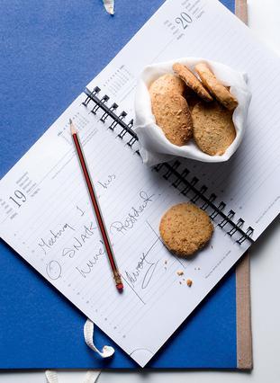 Αλμυρά μπισκότα με πάπρικα