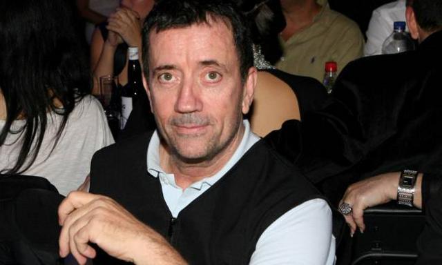 Παπαδόπουλος: Μιλάει για τις φήμες διαζυγίου με Τσιλύρα