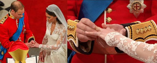 Πάει και ο άμοιρος ο πρίγκιπας να βάλει το δαχτυλίδι στο δάχτυλο της αγαπημένης του, αλλά... όχι. Εκείνο δεν θέλει. Σπρώξε, σπρώξε, τελικά μπήκε!