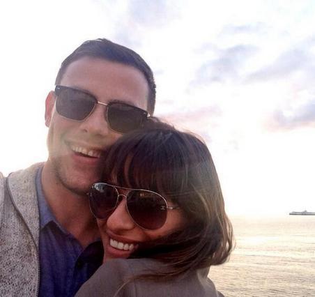 Glee: Η Λία Μισέλ μιλά για τον χαμό του Κόρι της
