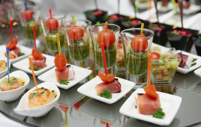 Υγιεινές ιδέες για τα σνακ του πάρτι