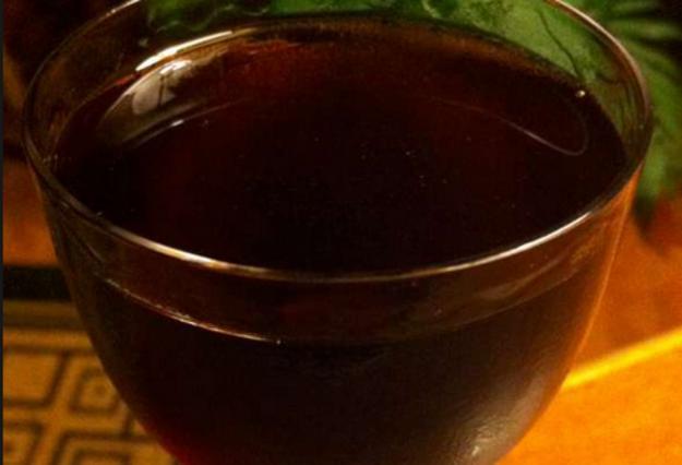 Μπουρμπόν αλά κρεμ (Bourbon a la creme)