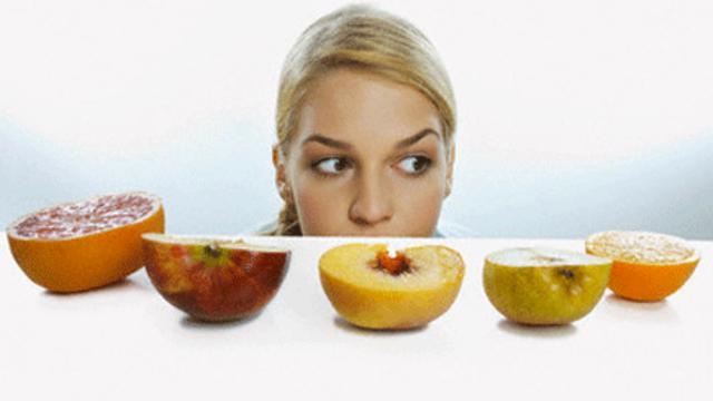Πες ναι σε φρούτα και λαχανικα!
