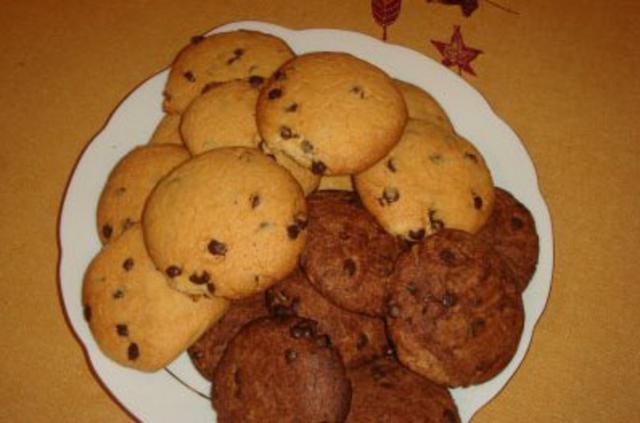 Κουκις (Cookies) με ταχίνι