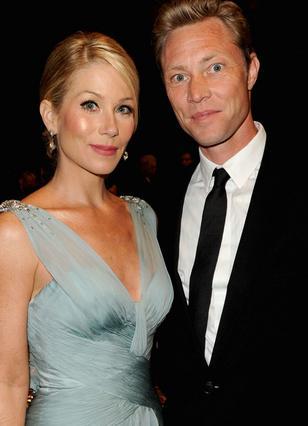 Η Κριστίνα Άπλγκεϊτ και ο σύντροφός  της, μουσικός Μάρτιν Λε Νομπλ,  ετοιμάζονται να παντρευτούν σύντομα.