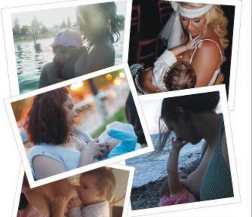 Μητέρες από διάφορες πόλεις της Ελλάδας συμμετέχουν και φέτος για τρίτη συνεχόμενη χρονιά, στον Πανελλαδικό Ταυτόχρονο Θηλασμό