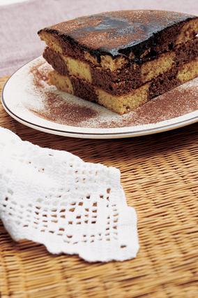 Κέικ ντόμινο: Η πιο πρωτότυπη εκδοχή του πιο αγαπημένου γλυκού
