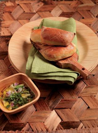 Κρεατοπιτάκια μεξικάνικα (empanadas)