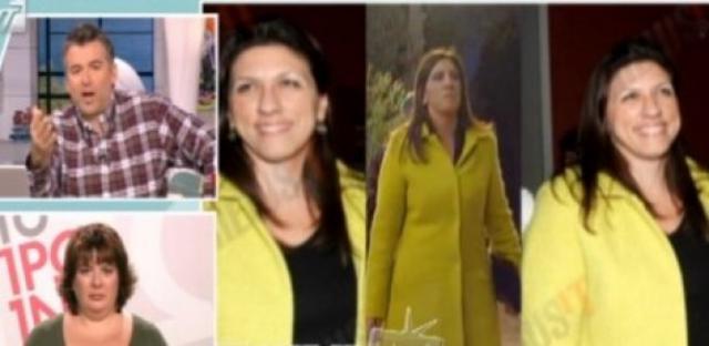 Σκορδά - Λιάγκας: Έξαλλοι με την Ζωή Κωνσταντοπούλου!