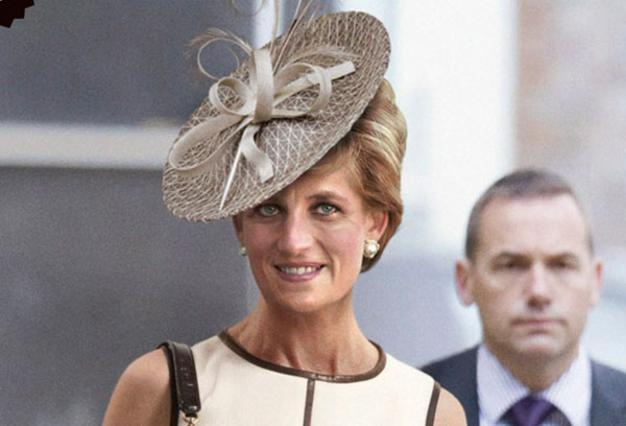 Η πριγκίπισσα Νταϊάνα όπως θα ήταν σήμερα, 50 χρονών, στο εξώφυλλο του περιοδικού  Newsweek .