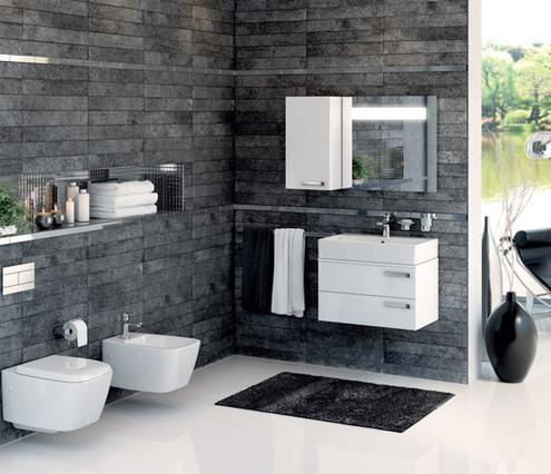 Νέα ιδανική σειρά μπάνιου  Strada  από την Ideal