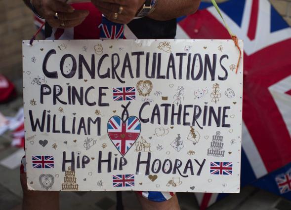 To royal baby ήρθε στον κόσμο!
