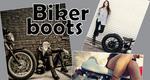 Biker boots: Τα ροκ μπoτάκια που θα λατρέψεις