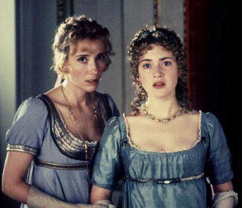Με την Κέιτ Γουίνσλετ γνωρίστηκαν  στην ταινία  Λογική και Ευαισθησία .