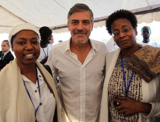 Το πρόσφατο ταξίδι του Κλούνεϊ στο Σουδαν, ήταν η αφορμή για την περιπέτεια  υγείας που αντιμετωπίζει τώρα!