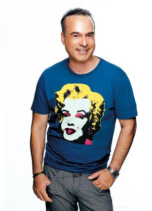 Φ. Σεργουλόπουλος:  Η σεξουαλική ζωή είναι θέμα προσωπικό !