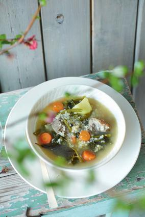 Σούπα ζυγούρι