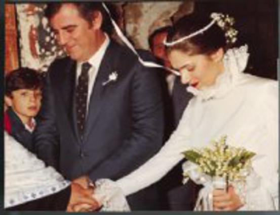 Γάμοι στη δεκαετία του '80