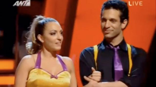 Σκάνδαλο με χορεύτρια του Dancing with the stars;