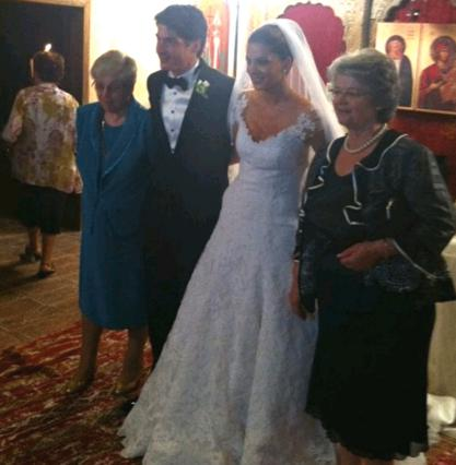 Ο γάμος της Σταματίνας Τσιμτσιλή!