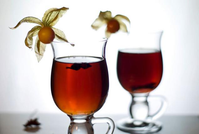 Κόκτειλ με τσάι (Tea coctails)