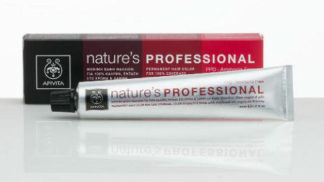 H νέα επαγγελματική βαφή μαλλιών της APIVITA που κυκλοφορεί σε τριάντα αποχρώσεις σου χαρίζει το χρώμα των ονείρων σου!