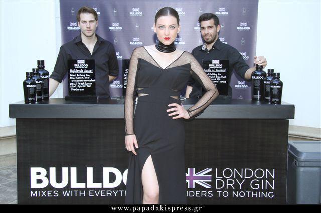 Παρουσίαση του Bulldog London Dry Gin