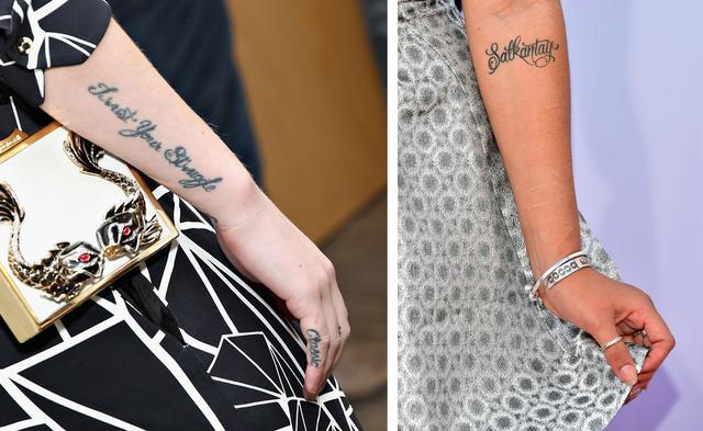 Οι νικήτριες με τα τατουάζ