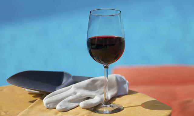 Κόκκινο κρασί: δεν πίνεται μόνο