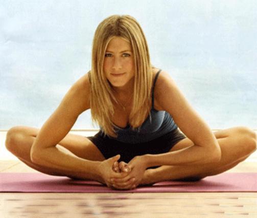 Αν θες και συ το κορμί της Τζεν, πες ναι στη Yogalosophy!